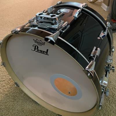 "Pearl  Pearl ""M"" series 14x22 bass drum maple"