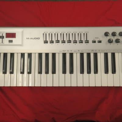 Midi Controller M Audio 49 : m audio radium 49 usb midi keyboard controller reverb ~ Russianpoet.info Haus und Dekorationen