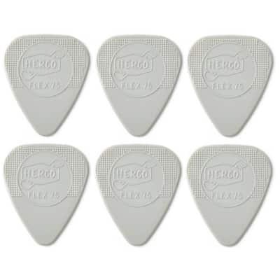 Dunlop HE777P Herco Holy Grail Guitar Pick 6 Pack