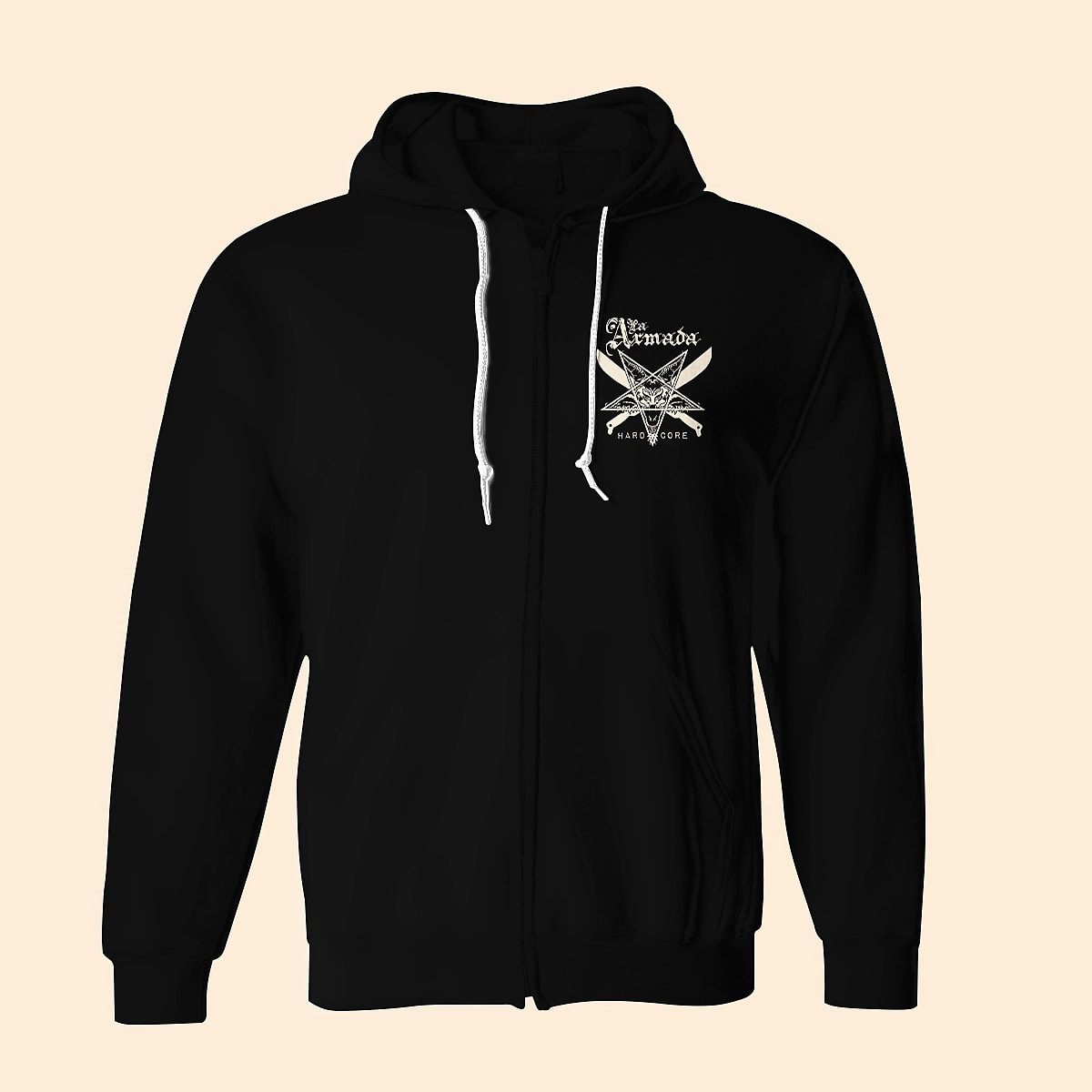 La Armada - The Balance Of Terror - Hoodie  - XXL
