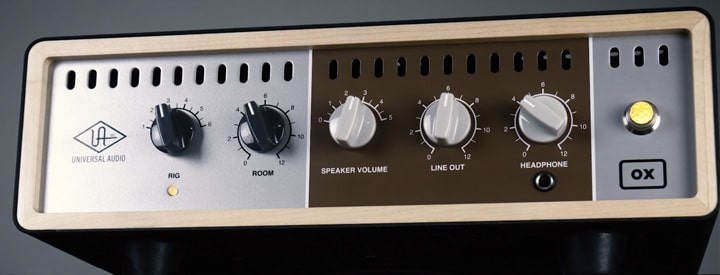 Video: Universal Audio OX Amp Top Box Attenuator Demo