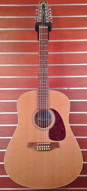 seagull coastline s12 cedar 12 string acoustic guitar solid reverb. Black Bedroom Furniture Sets. Home Design Ideas