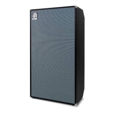 "Ampeg SVT-810AV Heritage Series 50th Anniversary 800-Watt 8x10"" Bass Speaker Cabinet"