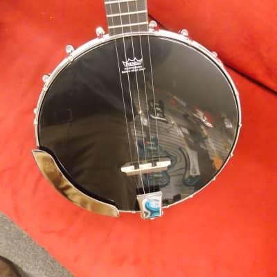 Stagg BJW-OPEN 5-String Open Back Banjo Black