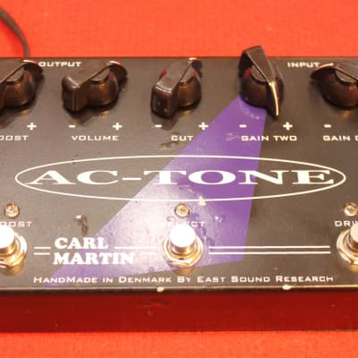 Carl Martin AC-Tone Two Channel