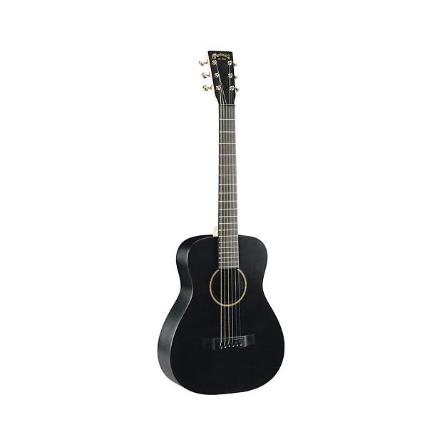 martin lxm little martin acoustic guitar with gigbag black reverb. Black Bedroom Furniture Sets. Home Design Ideas