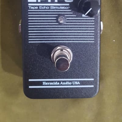 Lovepedal EPH-3 Tape Echo 2010s Black