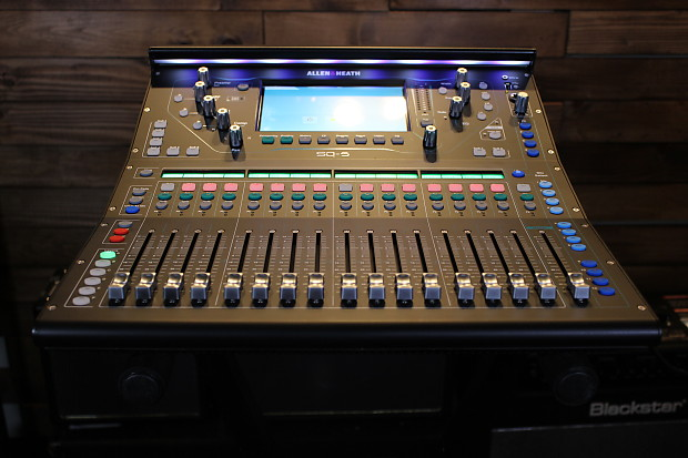 Allen & Heath AH-SQ-5 Digital Mixer ****IN STOCK**** | Reverb