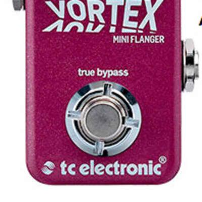 TC Electronic Vortex Mini Flanger Guitar Pedal