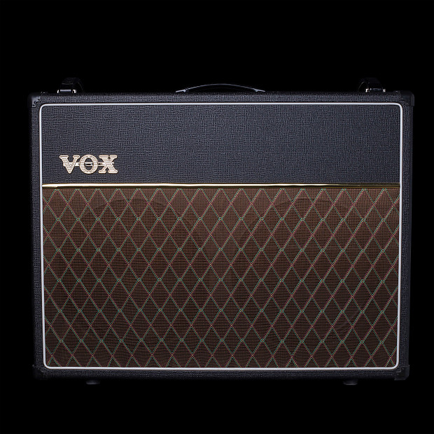 vox ac30c2 30w 2x12 tube guitar combo amplifier with reverb. Black Bedroom Furniture Sets. Home Design Ideas