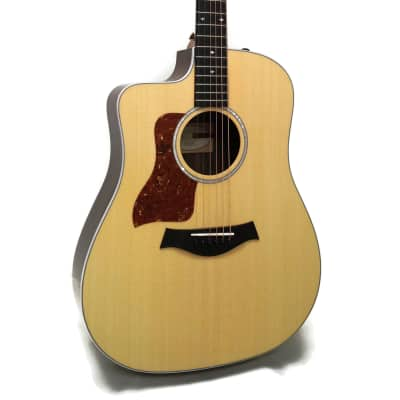 Taylor 210 DLX Sitka Spruce / Rosewood Dreadnought Left-Handed 2015 - 2017
