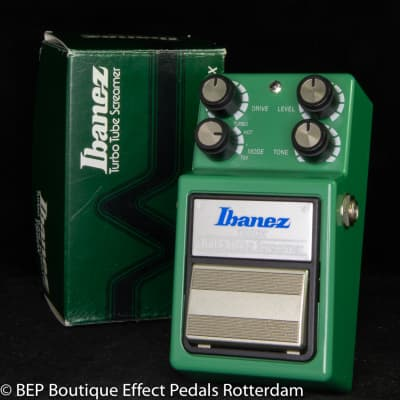 Ibanez TS9DX Turbo Tube Screamer s/n 0610348 2000s Japan