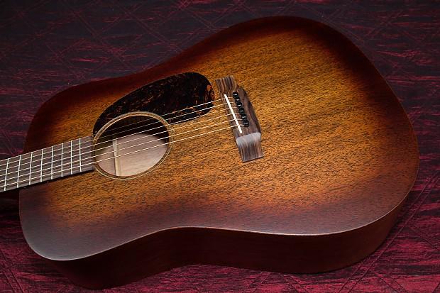 martin 15 series d 15m burst dreadnought acoustic guitar reverb. Black Bedroom Furniture Sets. Home Design Ideas