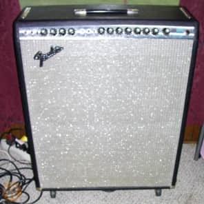 Fender Quad Reverb 1972
