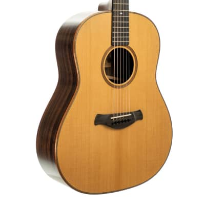 Pre-Owned Taylor 717 Builder's Edition Acoustic Guitar, Natural