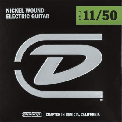 Dunlop DEN1150 Nickel Plated Steel Electric Strings