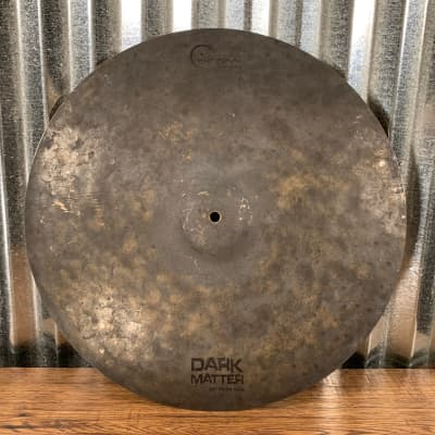 "Dream Cymbals DMMRI20 Dark Matter Series Hand Forged & Hammered 20"" Moon Ride Demo"