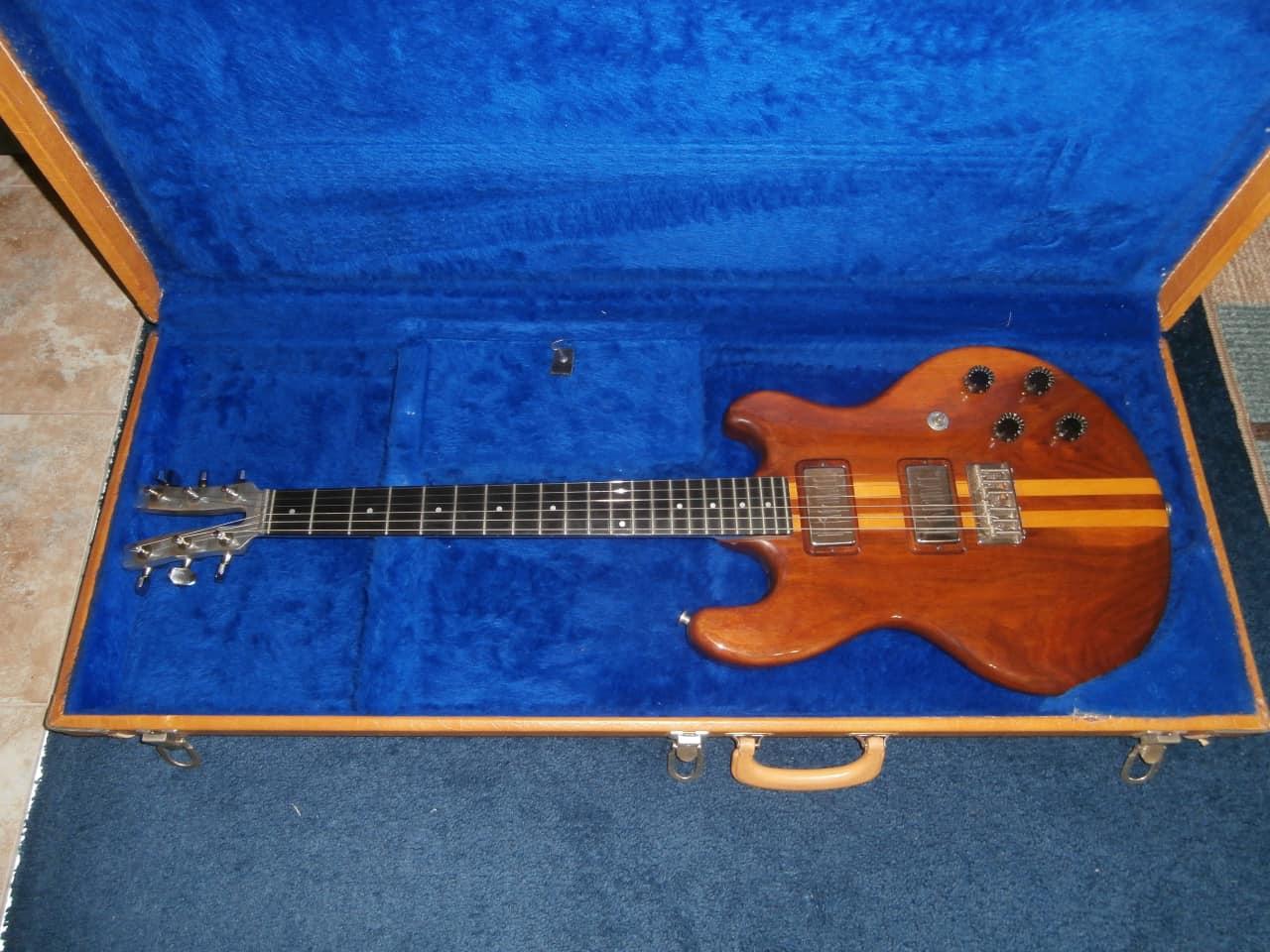 vintage 1977 kramer 450g aluminum metal neck electric guitar reverb. Black Bedroom Furniture Sets. Home Design Ideas
