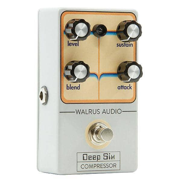 walrus audio deep six compressor limited edition reverb. Black Bedroom Furniture Sets. Home Design Ideas