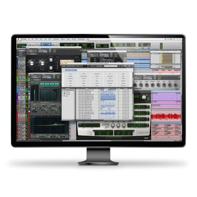 Avid Pro Tools 128 Voice Pack Perpetual