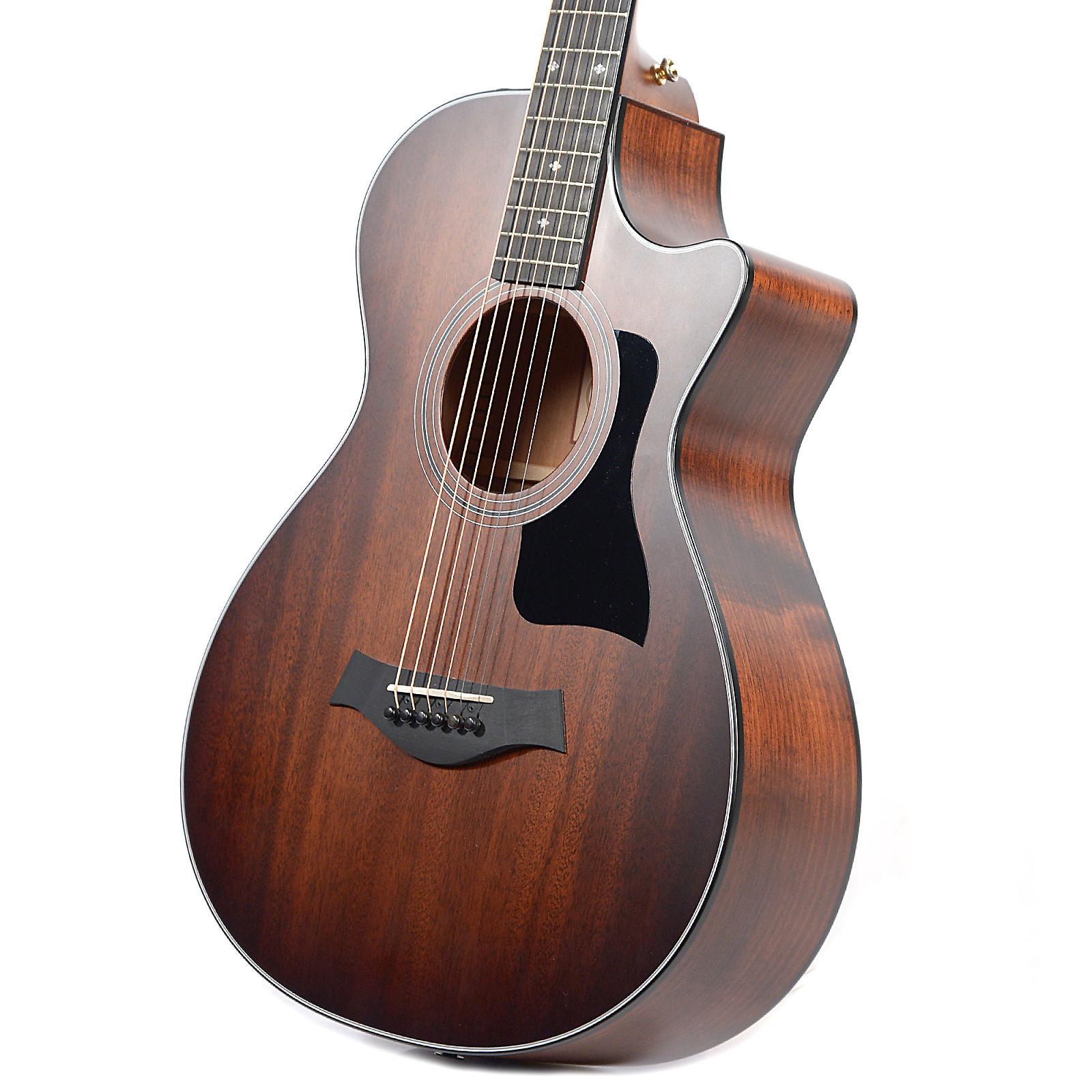taylor 322ce 12 fret grand concert tropical mahogany blackwood