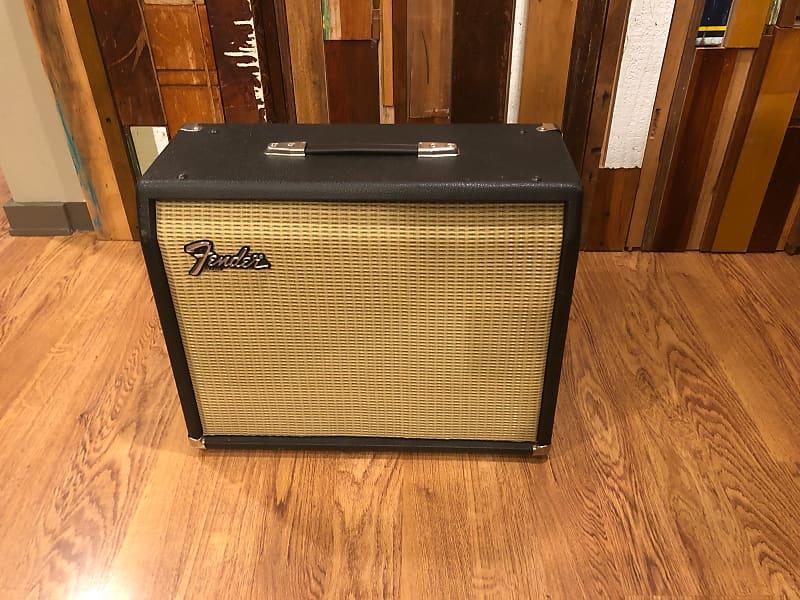 Fender 2X10 Speaker Cab - Made from Princeton Chorus - Vintage Weber  Speakers