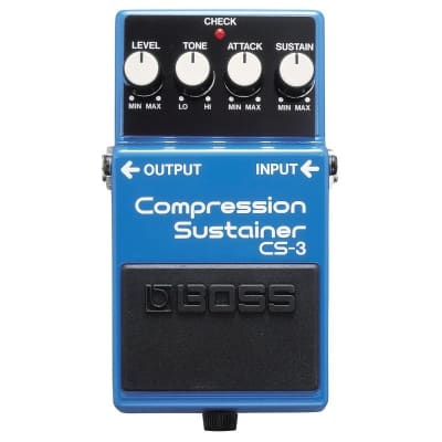 Boss CS-3 Compressor Sustainer Pedal for sale