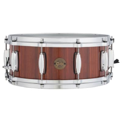 Gretsch Rosewood Snare Drum 5.5x14, S1-5514-RW, New