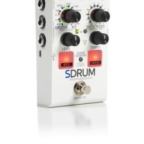 DigiTech - SDRUM Intelligent Drum Machine - Pedal  FREE SHIPPING!! for sale