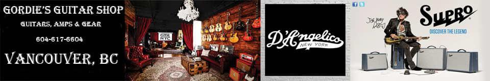 Gordie's Guitar Shop