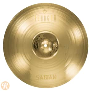 "Sabian 17"" Paragon Crash"