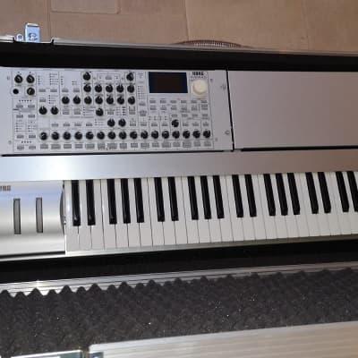 Korg Radias   Keyboard   Flight Case and Synthonia library