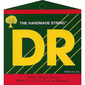 DR RPMH-13 Rare Heavy Acoustic Strings (13-56)