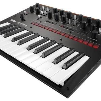 Korg Monologue BLACK Portable Monophonic Analog Synthesizer