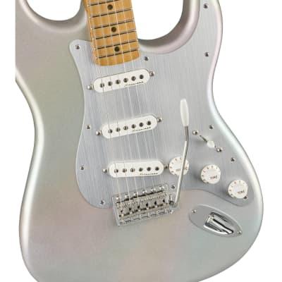 Fender H.E.R. Signature Stratocaster Guitar - Chrome Glow