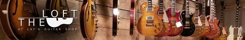Stevie's Guitars at Lays