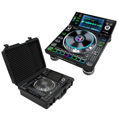 Denon DJ SC5000 Prime Professional DJ Media Player Packaged with Odyssey Carry Case