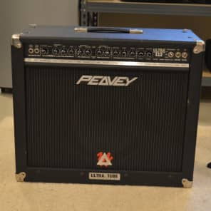"Peavey Ultra 112 Ultra Tube Series 3-Channel 60-Watt 1x12"" Guitar Combo"