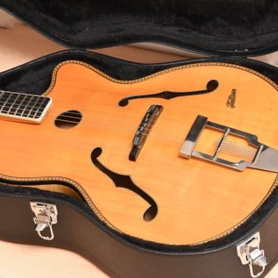 Tellson 14S – Oscar Teller 1955 German Vintage Archtop Jazz Guitar / Gitarre for sale