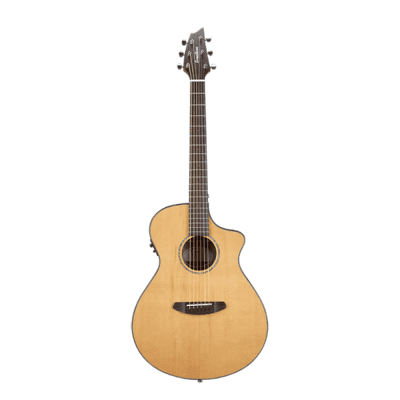 Breedlove Pursuit Concert CE 12-String Red Cedar/Mahogany Concert with Built-in Electronics Natural 2018