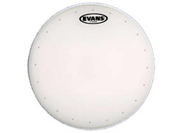 evans hb dry coated 14 snare drum head damm music reverb. Black Bedroom Furniture Sets. Home Design Ideas