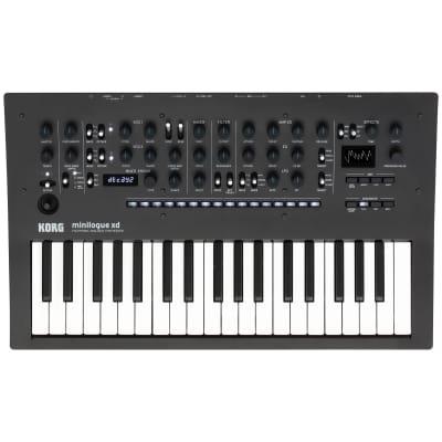 Korg Minilogue XD Analog Keyboard Synthesizer