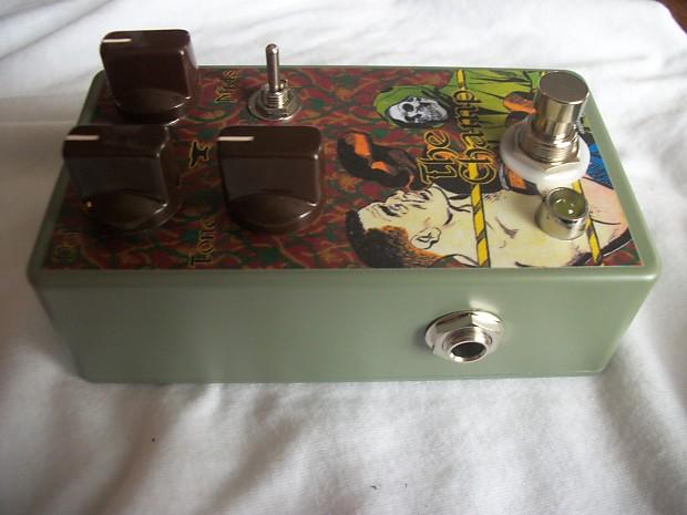 the champ fuzz guitar effect pedal handmade big muff reverb. Black Bedroom Furniture Sets. Home Design Ideas
