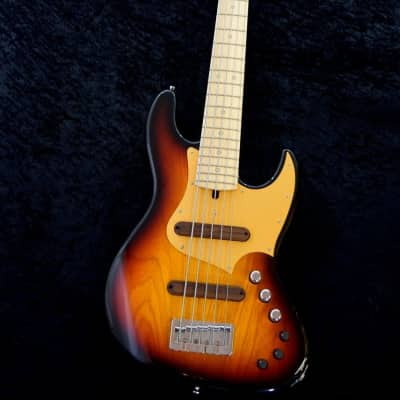 Xotic XJ-1T 5-string Ash Light Weight -3 Tone Burst/M- for sale