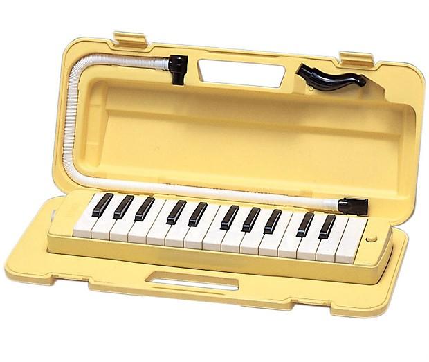 Yamaha p25f pianica melodica keyboard wind instrument for Yamaha electronic wind instrument