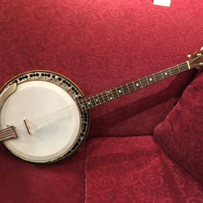 Vintage Baldwin Ode 4-String Tenor Banjo for sale