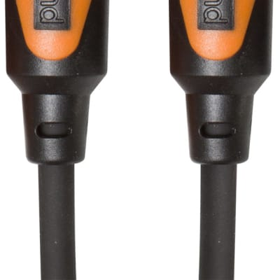 Roland RMIDI-B3 MIDI Cable, 3ft- Black Series