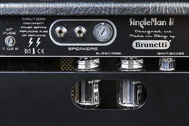 Brunetti pleximan User Manual Brunetti