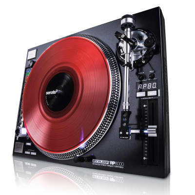 B-Stock Reloop RP-8000s Direct Drive Straight Arm Turntable w/ midi pads