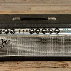 Fender Bandmaster Head 1969
